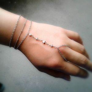 Stars & Satellites Slave Bracelet Stars Hand Chain